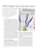 Ich habe in Luzern meinen Traumjob gefunden - bei Pro Senectute ... - Page 4