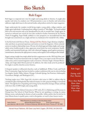 Rob eagar dating pure passion