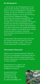 Flyer - Vom Bürgerpark zum Bürgergarten (pdf, 3.6 ... - Ludwigshafen - Page 2