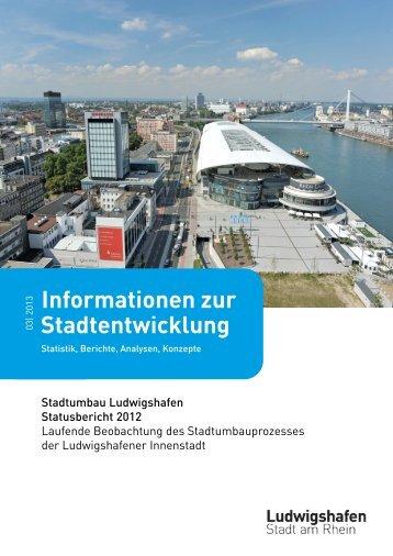 Statusbericht Stadtumbau Ludwigshafen 2012