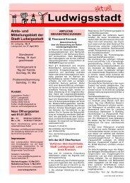 Mitteilungsblatt April 13 - Ludwigsstadt