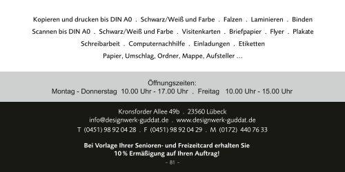 Copyshop Druckerei Werbea