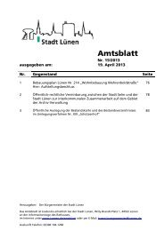81. 2013-15.pdf - Stadt Lünen