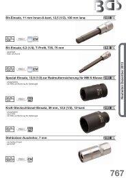 """750 mm pour armes BGS 2237-verlängerungssatz 1//2/"""" stechschlüssel 450-600"""