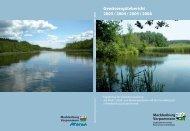 Gewässergütebericht M-V 2003 - 2006 - Landesamt für Umwelt ...