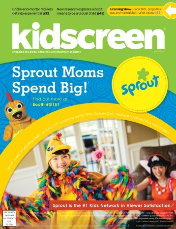 download a PDF version - Kidscreen