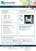 Weitere Infos - Internet World - Page 2