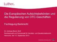 Download - LUTHER Rechtsanwaltsgesellschaft mbH