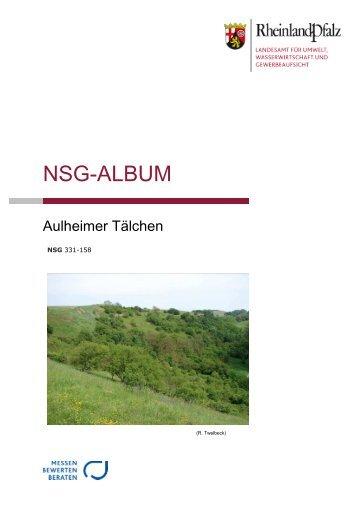 NSG-Album - Landesamt für Umwelt, Wasserwirtschaft und ...
