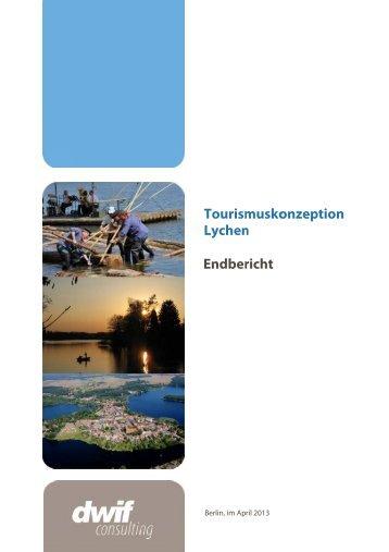Tourismuskonzept Beschlussfassung - Lychen