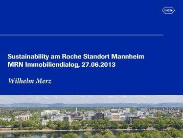 umgesetzte Nachhaltigkeitsstrategie - Metropolregion Rhein-Neckar