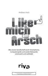 Like mich am Arsch ... - Münchner Verlagsgruppe