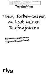 Nein, Torben-Jasper, du hast keinen Telefonjoker.« - Münchner ...