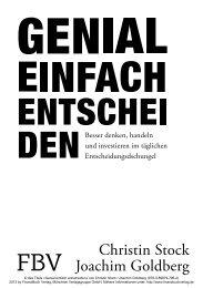 Auszug - Münchner Verlagsgruppe