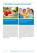 Märkischer Kreis'te yaşayan anne babalar için bilgi broşürü - Page 6