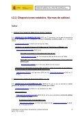 Principales disposiciones aplicables a los productos cárnicos. - Page 4
