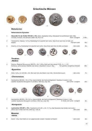 Altdeutsche Münzen Und Medaillen Grafficserverde
