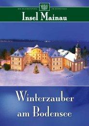 Winterzauber am Bodensee 2013 - Insel Mainau