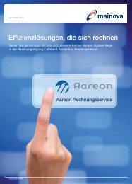 Effizienzlösungen, die sich rechnen - Mainova AG