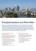 Effizienzlösungen, die sich rechnen - Mainova AG - Seite 2