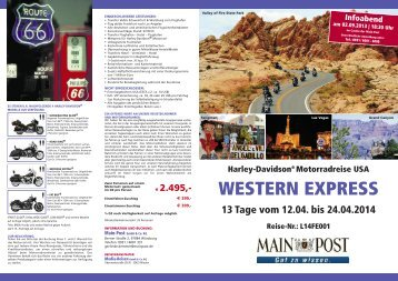 WESTERN EXPRESS - Main-Post