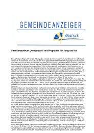 GA 38-2013 - Gemeinde Malsch