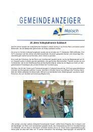 GA 43-2013 - Gemeinde Malsch