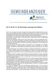 GA2-2014 - Gemeinde Malsch