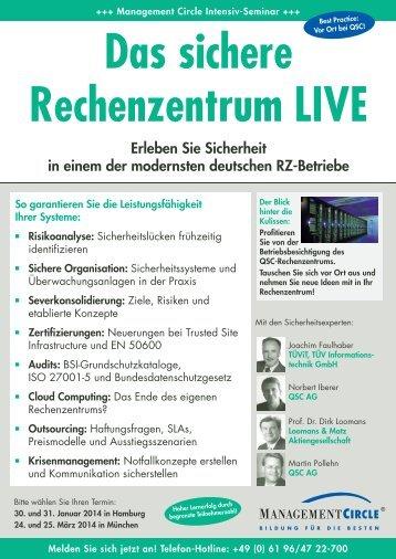 programm downloaden - Management Circle AG