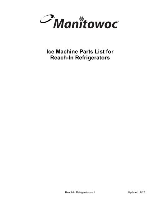 Manitowoc Ice 2355369 High Pressure Cut-Out Control