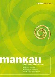Verlagsprogramm im Herbst 2013 (pdf, ca. 4,1 MB) - Mankau Verlag