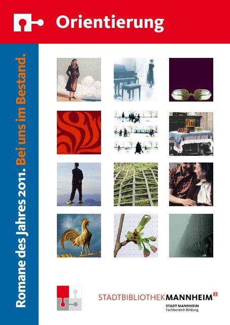 Romane des Jahres 2011 - Stadt Mannheim