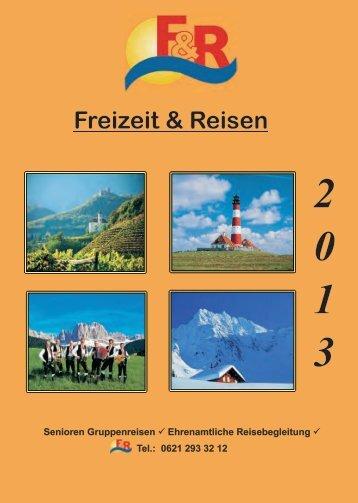 Freizeit & Reisen - Stadt Mannheim