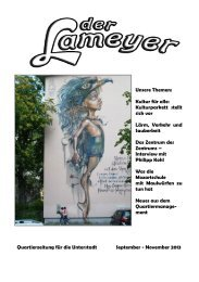 Der Lameyer Ausgabe September 2013.pdf - Stadt Mannheim