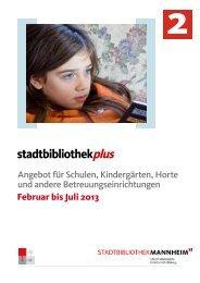 stadtbibliothekplus - Stadt Mannheim