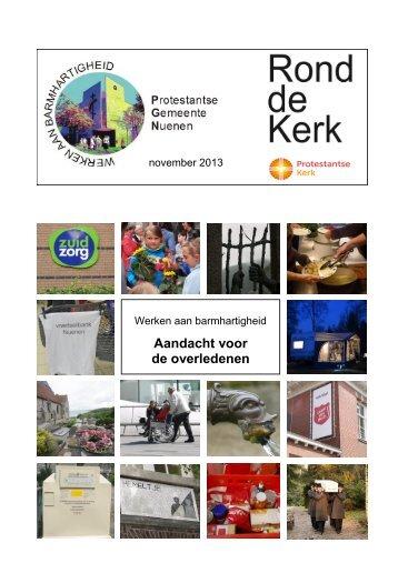 Rond de Kerk - Protestantsekerk.net