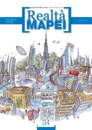 Download Letzte Ausgabe - Mapei International