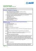 Sicherheitsdatenblatt MAPELASTIC SMART comp. B - Mapei ... - Page 3