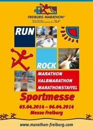 Download Messemappe - Freiburg Marathon