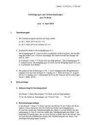 Tarifeinigung in den Tarifverhandlungen zum TV ... - Marburger Bund