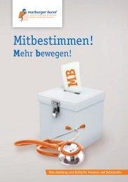 Eine Anleitung zum Erfolg für Personal- und ... - Marburger Bund