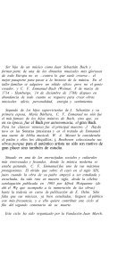 CARLOS FELIPE ENMANUEL BACH - Fundación Juan March - Page 6