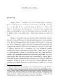 GENDER AND THE WELFARE STATE - Fundación Juan March - Page 2