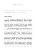 GENDER AND THE WELFARE STATE - Fundación Juan March - Page 5