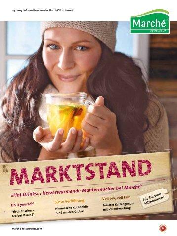 Deutsche Ausgabe (pdf, 3.83 MB) - Marché Restaurants
