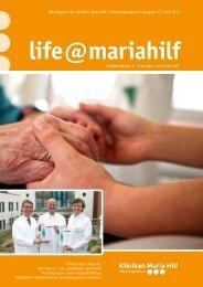 Download PDF (1,59 Mb) - Kliniken Maria Hilf GmbH
