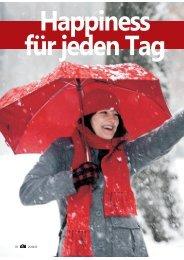 Happiness für jeden Tag (BIO 6/2012) - von Marianne Scherer ...