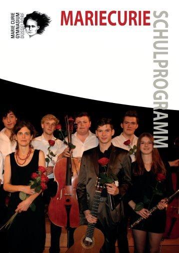 Download des Schulprogramms als PDF - Marie-Curie-Gymnasium