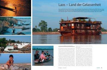 Laos – Land der Gelassenheit - marina.ch - das nautische Magazin ...