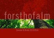 Sommer & Winter 2013/2014 - Download brochures from Austria